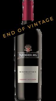 Nederburg Winemaster's Cabernet Sauvignon 2014
