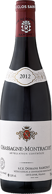 Domaine Ramonet Chassagne-Montrachet Rouge 2016