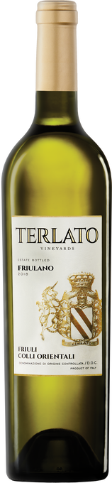 Terlato Vineyards Friulano, Friuli 2018