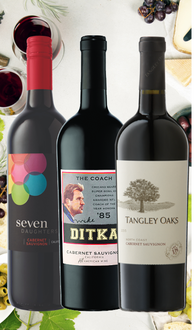 California Cabernet Trio