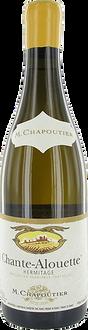 """M. Chapoutier Hermitage """"Chante-Alouette"""" Blanc 2015"""