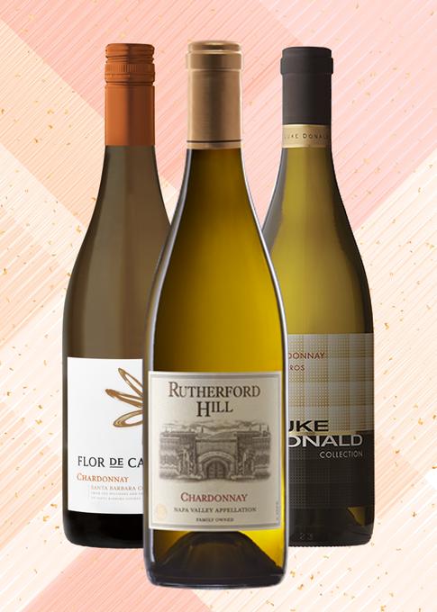 Classic California Chardonnays