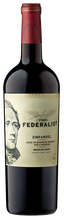 The Federalist Bourbon Barrel-Aged Zinfandel 2015