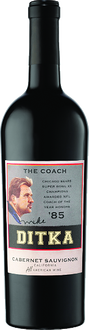 "Mike Ditka ""The Coach"" Cabernet Sauvignon 2015"