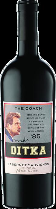 "Mike Ditka ""The Coach"" Cabernet Sauvignon 2015"