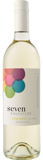 Seven Daughters Crisp White Winemaker's Blend 2015
