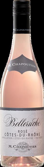 """M. Chapoutier Côtes-du-Rhône """"Belleruche"""" Rosé 2016"""