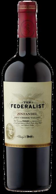 The Federalist Zinfandel 2016