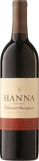 Hanna Winery Cabernet Sauvignon 2015