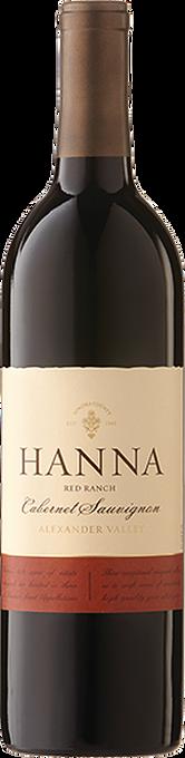 Hanna Winery Cabernet Sauvignon 2017