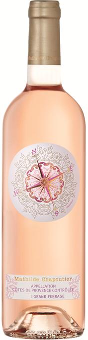 Mathilde Chapoutier Côtes de Provence Rosé 2017