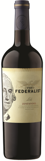 The Federalist Lodi Zinfandel 2017
