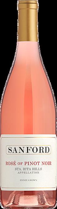 Sanford Rosé of Pinot Noir 2015