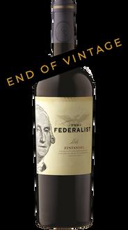 The Federalist Lodi Zinfandel 2014