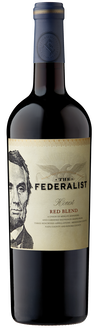 The Federalist Honest Red Blend 2017