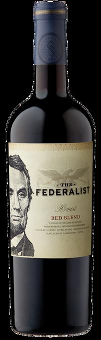 The Federalist Honest Red Blend 2018