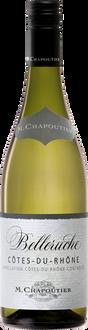 """M. Chapoutier Côtes-du-Rhône """"Belleruche"""" Blanc 2017"""