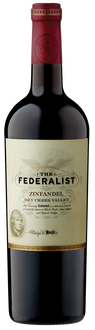 The Federalist Zinfandel 2018