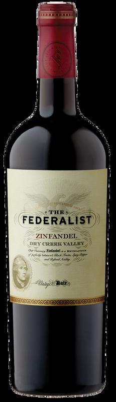 The Federalist Zinfandel 2019