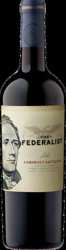 The Federalist Hamilton Lodi Cabernet Sauvignon 2018