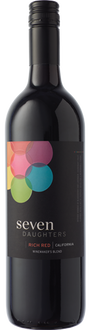 Seven Daughters Rich Red Winemaker's Blend 2014