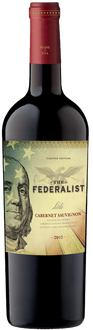 "The Federalist Lodi Cabernet Sauvignon 2017 ""Made in U.S.A"""