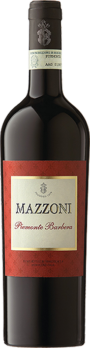 Mazzoni Piemonte Barbera 2012