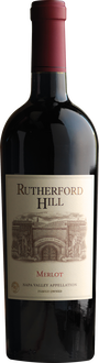 Rutherford Hill Merlot 2016