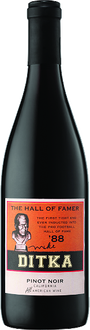 "Mike Ditka ""The Hall of Famer"" Pinot Noir 2014"