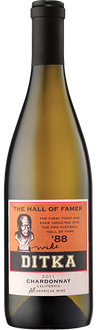 "Mike Ditka ""The Hall of Famer"" Chardonnay 2013"
