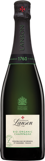 Lanson Le Green Label Bio-Organic