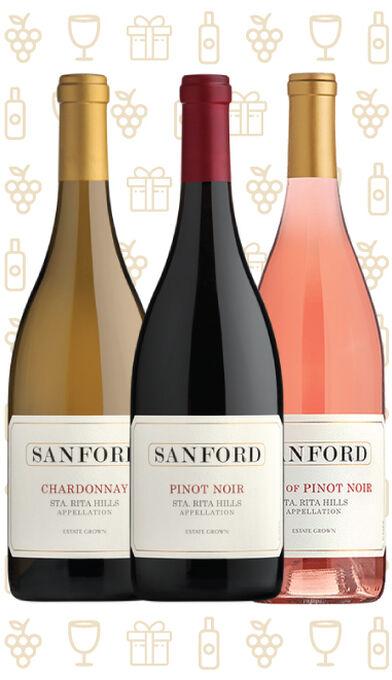 Sanford Santa Rita Hills Trio