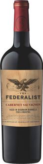 The Federalist Bourbon Barrel-Aged Cabernet Sauvignon 2017