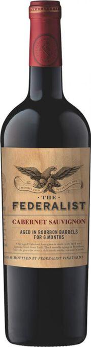 The Federalist Bourbon Barrel-Aged Cabernet Sauvignon 2017