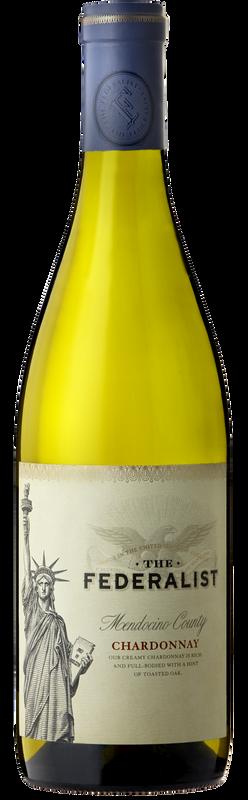 The Federalist Chardonnay 2017