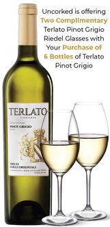 Terlato Vineyards Pinot Grigio, Friuli 2018