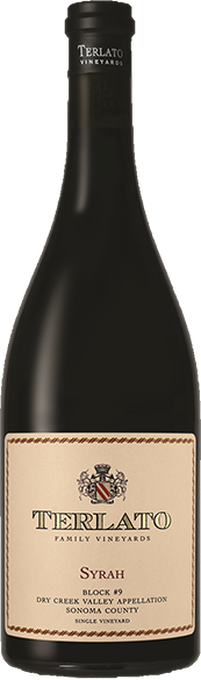 Terlato Vineyards Block 9 Syrah 2010
