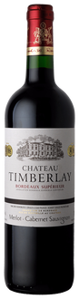 Chateau Timberlay Rouge Bordeaux Superieur 2014
