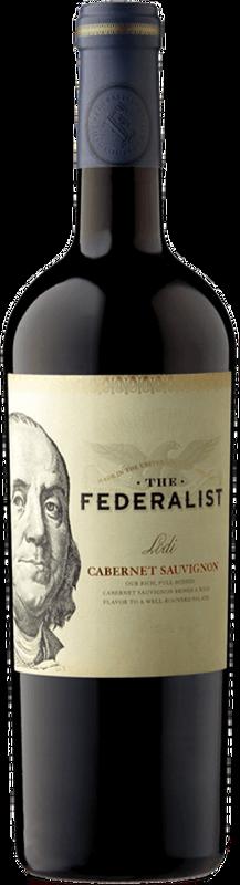 The Federalist Lodi Cabernet Sauvignon 2017