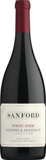 Sanford Pinot Noir Sanford & Benedict Vineyard 2015