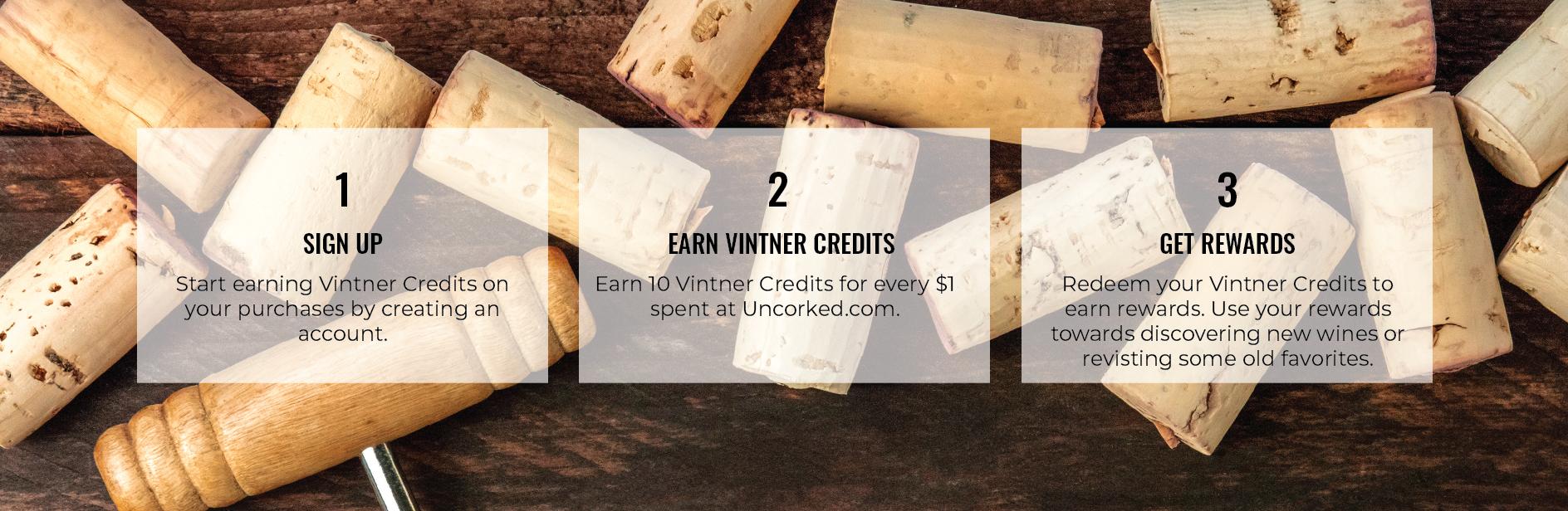 Vintner Credits
